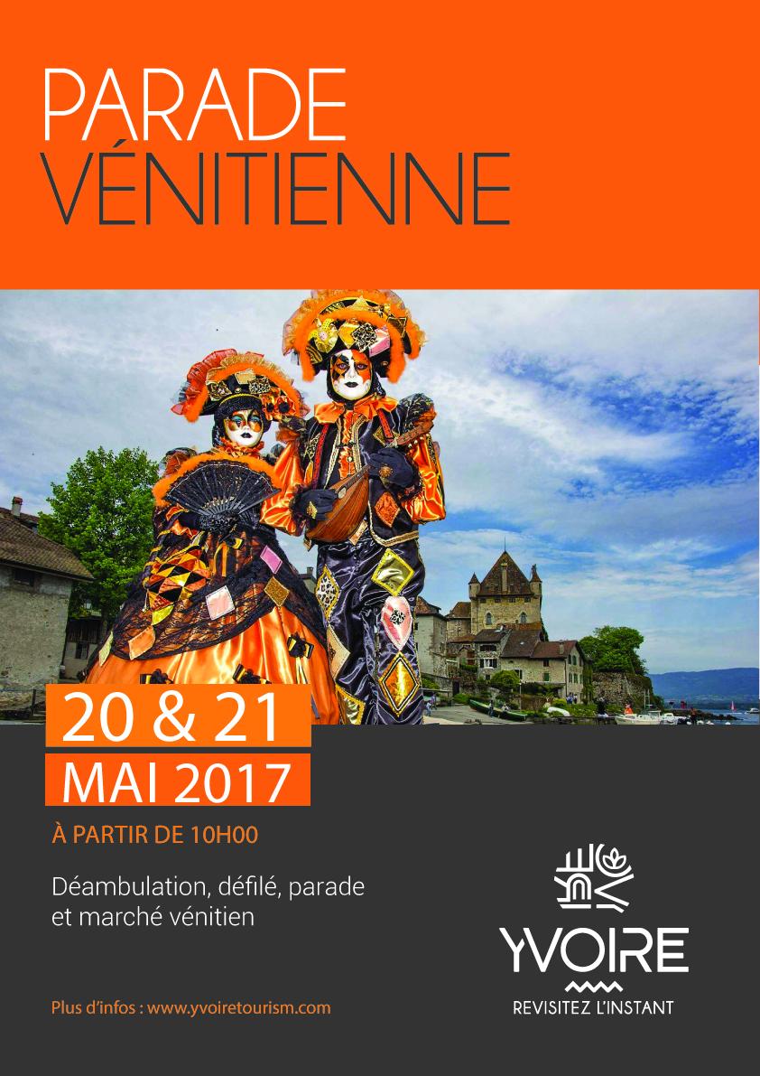 Affiche yvoire 2017
